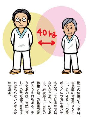 岩次郎物語15ページ目