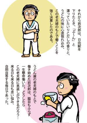 岩次郎物語7ページ目