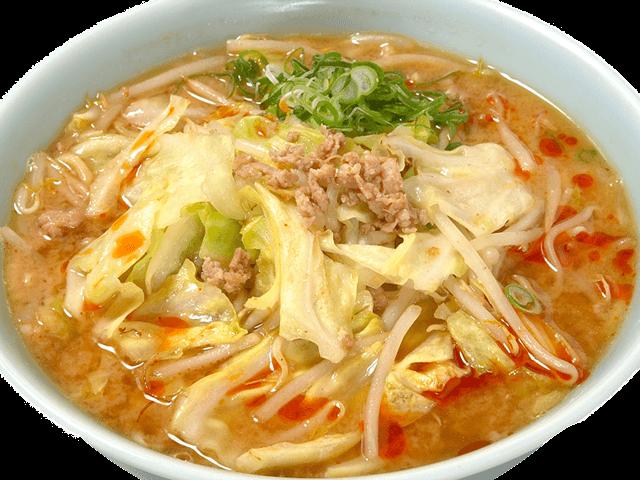 肉味噌野菜麺