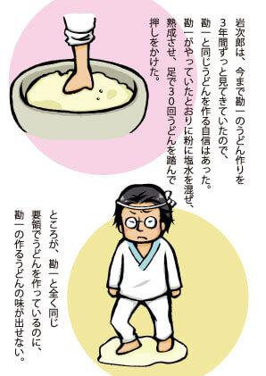 岩次郎物語10ページ目